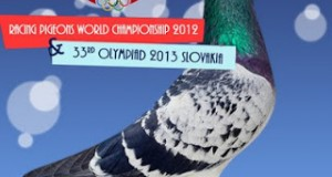 campeonato del mundo de colombofilia