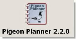 Programa gratuito Pigeon Planner