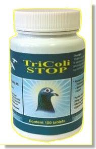 stop a las tricomonas - pigeon vitality
