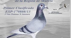 campeonato marítimo velocidad Ibiza-Murcia