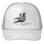 gorras para amantes de las palomas