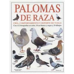 libros de colombofilia - palomas de raza