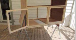 construir palomar madera